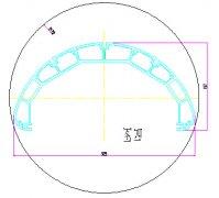 大型立柱工业材挤压模具设计实例